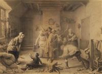 la chasse à la souris by jean-baptiste madou and jean-baptiste meunier
