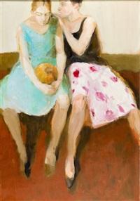 dwie dziewczyny by michal zaborowski