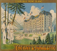 chamonix-mont-blanc. cachat's majestic by atelier faria