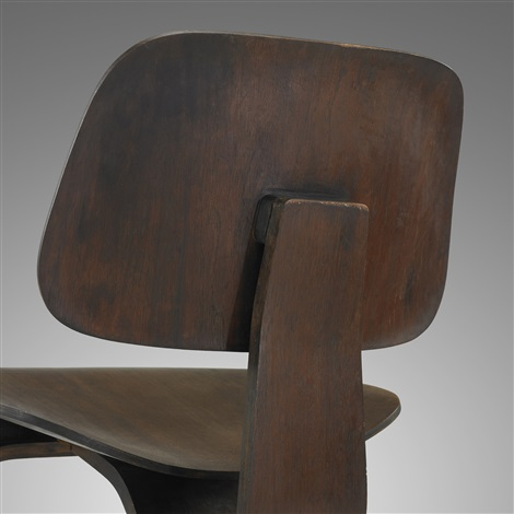 pre production dcw by charles and ray eames