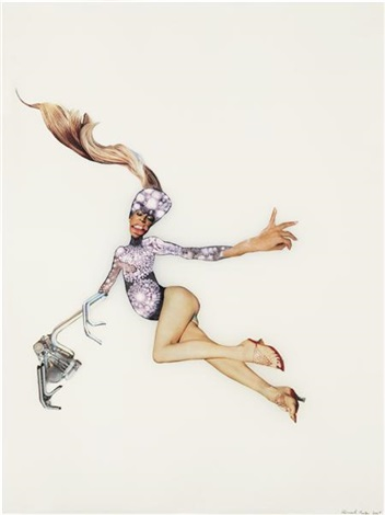 untitled by wangechi mutu