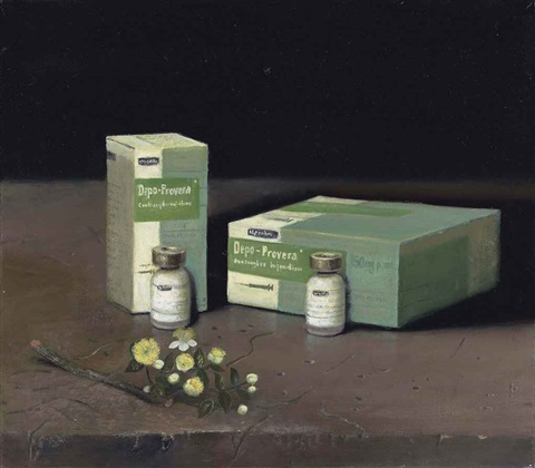 depo-provera by ged quinn