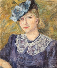 the blue veil by aurelia vasiliu aricescu