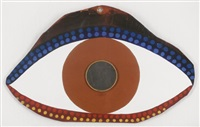 eye by betye saar