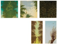 untitled (set of 5) by joan nelson