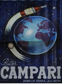 campari (in 2 parts) by nino nanni