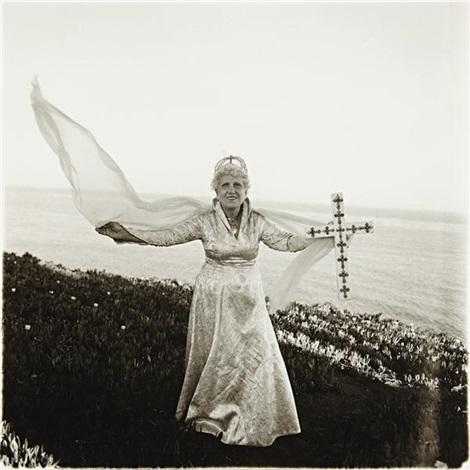 bishop ethel predonzan, by sea by diane arbus