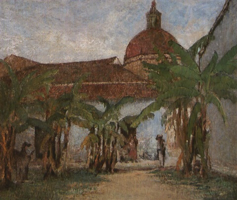 mexican quarters cuernavaca by helen maria turner