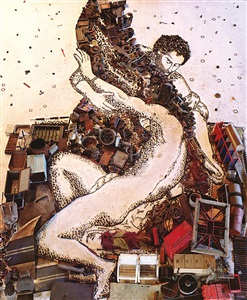artwork by vik muniz