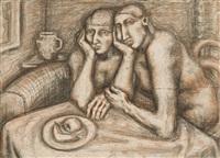 two women by lyndon raymond dadswell