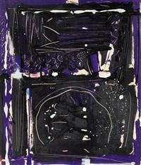 cosmogonie en noir by rudolf (rudi) baerwind
