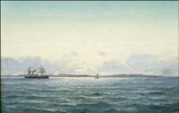 päivä merellä (a day at sea) by edvard skari