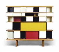 mexique cabinet by charlotte perriand