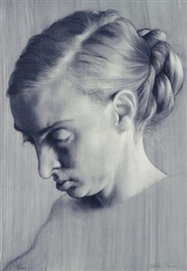 artwork by john currin
