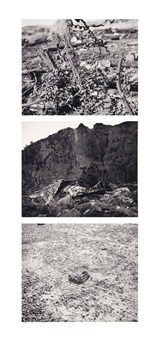san quentin point (portfolio of 25) by lewis baltz