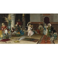 the dance by juan gimenez y martin