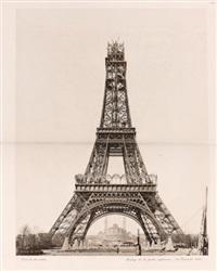 la tour de trois cents mètres by gustave eiffel