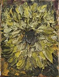 zonnebloem nr iv by marc mulders