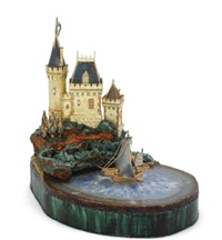 a specimen fairy castle by william tolliday