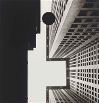 chase bank, new york by beaumont newhall