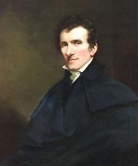 portrait of a gentleman, antonio canova (?) by john jackson