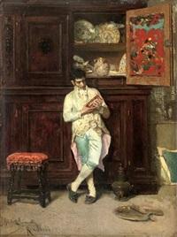 the connoisseur by attilio simonetti