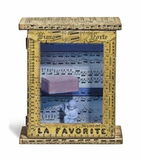 la favorite by joseph cornell