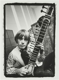 brian jones by dennis hopper