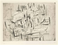 nature morte ii by georges braque