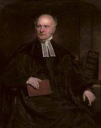 portrait of a cleric by eden upton eddis