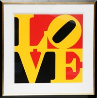 the german love by robert indiana