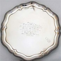 salver by walker and hall