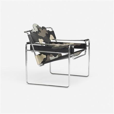 wassily chair von alessandro mendini auf artnet. Black Bedroom Furniture Sets. Home Design Ideas
