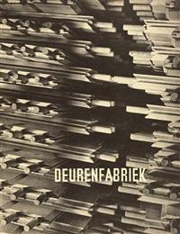 50 jaar bruynzeel 1897-1947 -- 50 years of bruynzeel 1897-1947 (book w/181 works, quarto, 1st eidtion by carel blazer