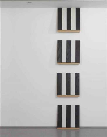 on ash in 24 parts by daniel buren
