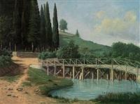 kağıthane sünnet köprüsü by ahmet ziya akbulut