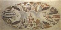 boceta para un fresco con representaciones by aurelio arteta y errasti