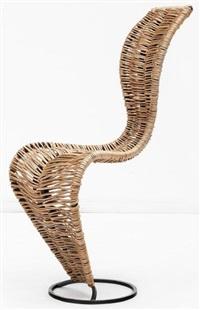 production d'atelier - chaise modèle s-chair by tom dixon