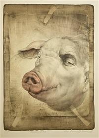 successful pig by oldrich kulhánek