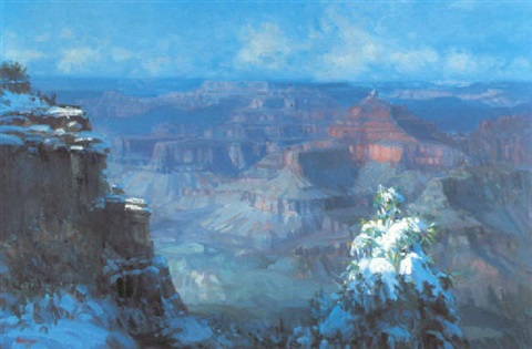 the grand canyon by joe abbrescia
