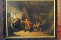 scène d'auberge by jean baptiste madou