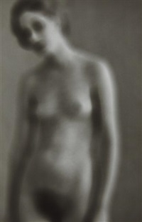 untitled (lee nevin) by frederick sommer