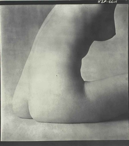 nude no 18 by irving penn
