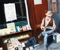 dublin poet by david mcelhinney