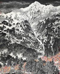 山魂 by li xiaoke