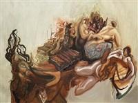 life on divv's trunk by rokni haerizadeh