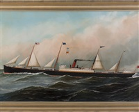 "the british steamship ""manitoba"