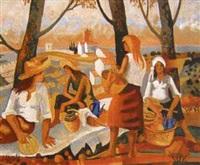 le bel été de cucugnan by jean abadie