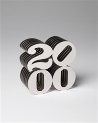 artwork 2000 by robert indiana