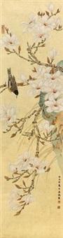 花鸟 by ma weichao